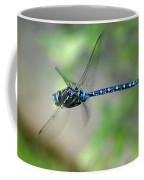 Dragonfly In Flight 2 Coffee Mug