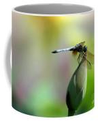 Dragonfly In Wonderland Coffee Mug