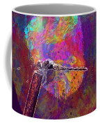 Dragonfly Insect Close Wing  Coffee Mug