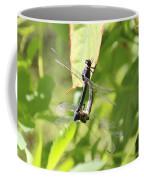 Dragonfly Love Coffee Mug