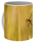 Dragonfly Pole Dance Coffee Mug