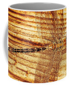 Dragonfly Sepia Coffee Mug