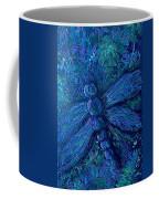 Dragonfly Series B Coffee Mug