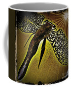 Dragonfly V Coffee Mug