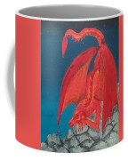 Dragons Love Coffee Mug