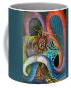 Dragons Three Coffee Mug
