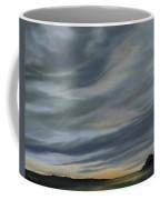 Drama In A Morning Sky Coffee Mug