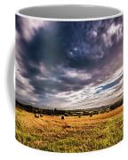 Drama In The Skies Coffee Mug