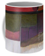 Drama Too Diptych 1 Coffee Mug