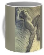 Dramatic 5 - Female Nude  Coffee Mug