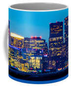 Dramatic Boston Skyline  Coffee Mug