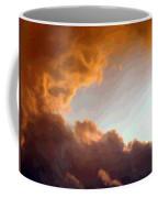 Dramatic Cloud Painting Coffee Mug