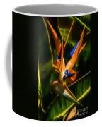 Dramatic Entrance Coffee Mug