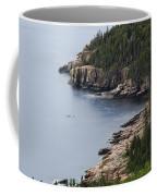 Dramatic Maine Coastline Coffee Mug