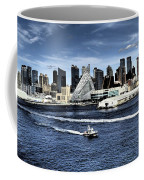 Dramatic New York City Coffee Mug