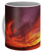 Dramatic Sunset Coffee Mug