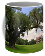 Drayton Hall Plantation Charleston Coffee Mug