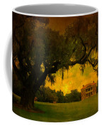 Drayton Hall Plantation In Charleston Coffee Mug