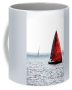 Dream Of Red Coffee Mug