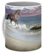 Dreamer On The Beach Coffee Mug
