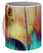 Dreaming Face Coffee Mug