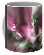 Dreaming In Red And Green Coffee Mug