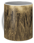 Dreaming Of Cattails Coffee Mug