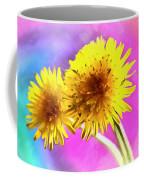 Dreaming Of Dandelions Coffee Mug