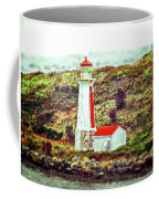 Dreaming Of The Georges Island Light In Halifax Coffee Mug
