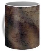 Dreaming Of Words Coffee Mug