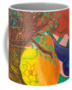 Dreaming Tree Abstract Coffee Mug
