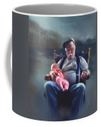 Dreaming With Grandpa Coffee Mug