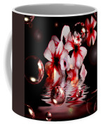 Dreams 5 - Floral Coffee Mug
