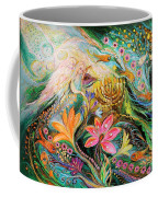 Dreams About Chagall. The Sky Violin Coffee Mug