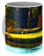 Dreams Can Fly Paint Coffee Mug