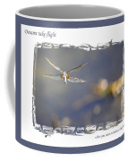 Dreams Take Flight Poster Or Card Coffee Mug
