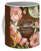 Dreams - Thoreau Coffee Mug