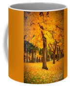 Dreamy Autumn Day Coffee Mug