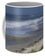Dreamy Beach In North Carolina Coffee Mug