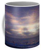 Dreamy Blue Atlantic Sunrise Coffee Mug