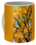 Dreamy Crisp Autumn Day Coffee Mug