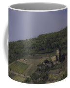Dreamy Gutenfels Castle Coffee Mug