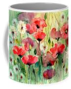 Dreamy Hot Summer Fields Coffee Mug