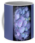 Dreamy Hydrangea In Purple And Blue  Coffee Mug