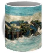 Dreamy Jetty - Jersey Shore Coffee Mug