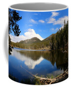 Dreamy Lake In The Rockies Coffee Mug