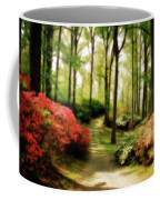 Dreamy Path Coffee Mug