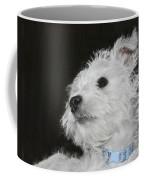 Dreamy Puppy Coffee Mug