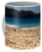 Dreamy Shell Beach Coffee Mug