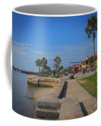 Dreamy St Augustine Florida Coffee Mug